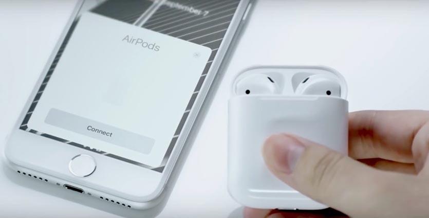 Что делать, если iPhone не видит AirPods
