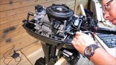 Увеличение мощности лодочных моторов