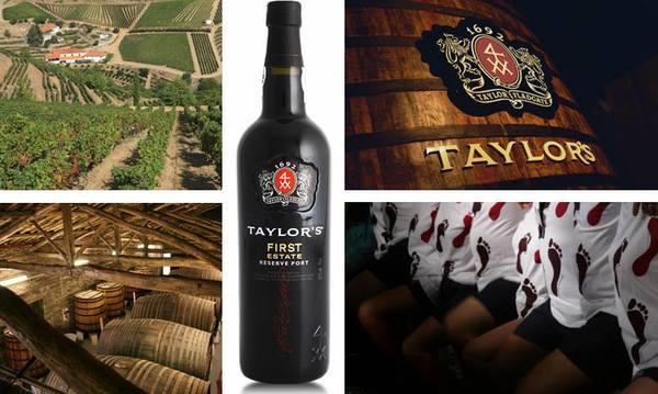 Вино недели с 16 апреля - Taylor's First Estate Reserve Port