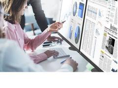 NEC выпускает новый 27-дюймовый дисплей для продуктивной работы в офисе