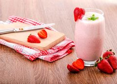 Клубника для похудения: польза, калорийность, отзывы