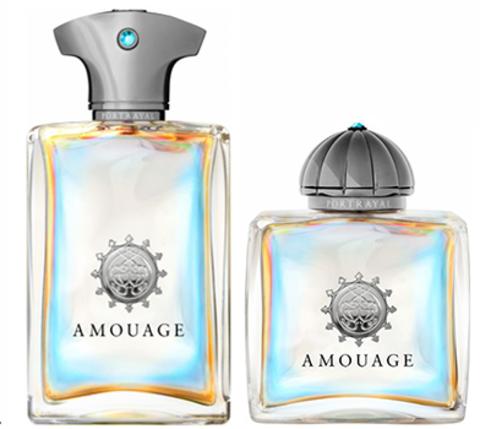 Amouage Portrayal – парная новинка от Амуаж.