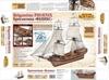 Пополнение моделей кораблей из дерева от