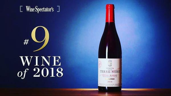 Вино Tenuta delle Terre Nere вошло в TOP-10 Wine Spectator 2018