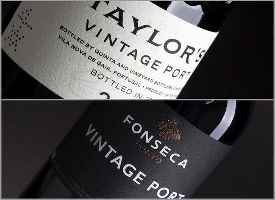 Vintage Port от Taylor's и Fonseca получили высокие баллы Decanter