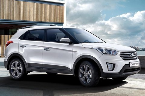 Hyundai Creta - автобаферы или пневмобаллоны BlackStone