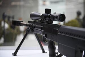 Снайперская винтовка получит новый привод