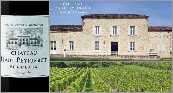 Вино недели с 11 сентября - Chateau Haut Peyruguet Rouge