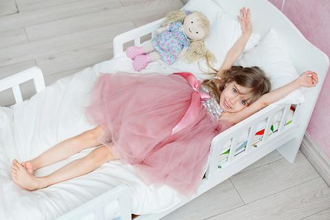 5 правил для прекрасного детского сна
