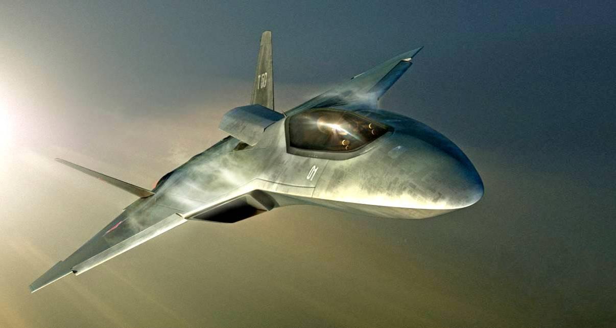 Прототипом самолета будущего станет боевой дрон