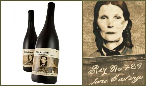 Вино недели с 14 августа - 19 Crimes Hard Chard