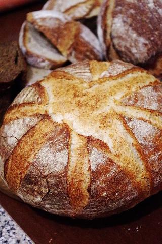 Vermont Sourdough/Вермонтский пшеничный хлеб на закваске (Хамельман) Видео!