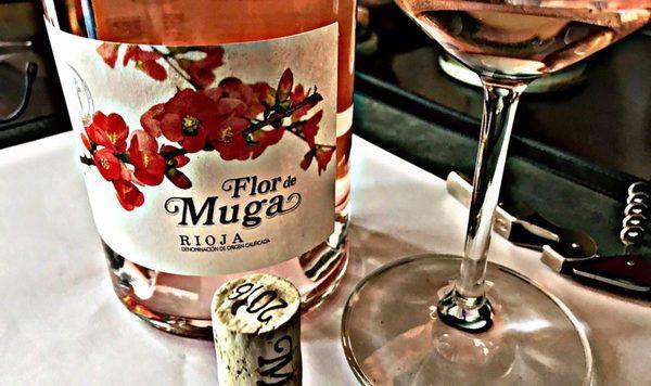 Flor de Muga вошло в десятку лучших розе Испании