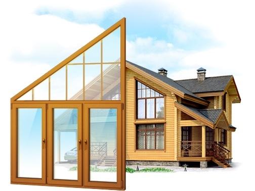 Формула света: рассчитываем площадь окон в загородном доме