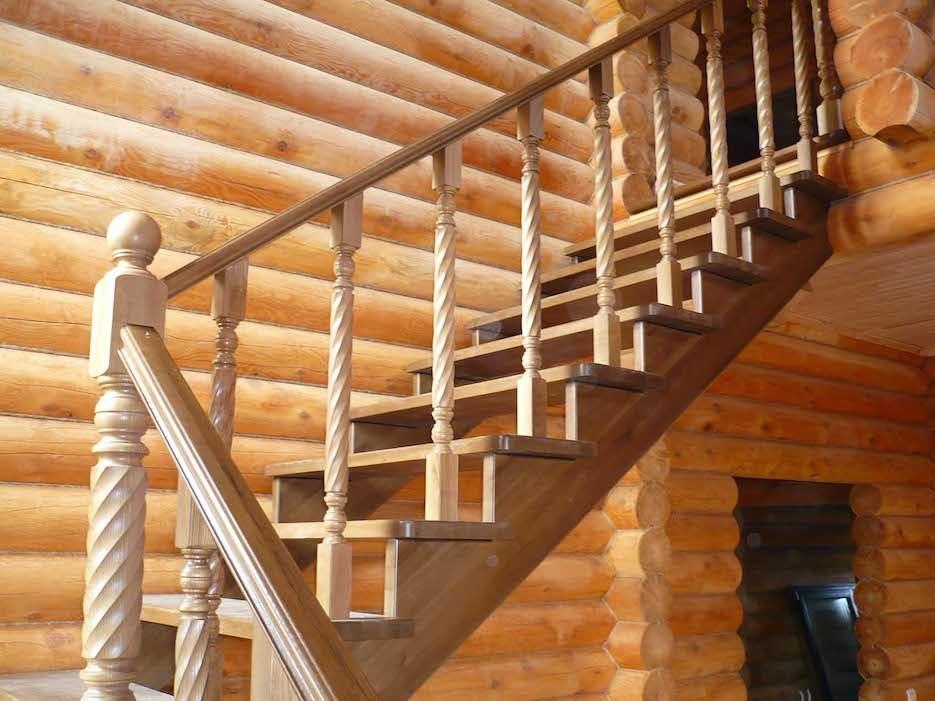 Лестница в частном доме: удобство – прежде всего!