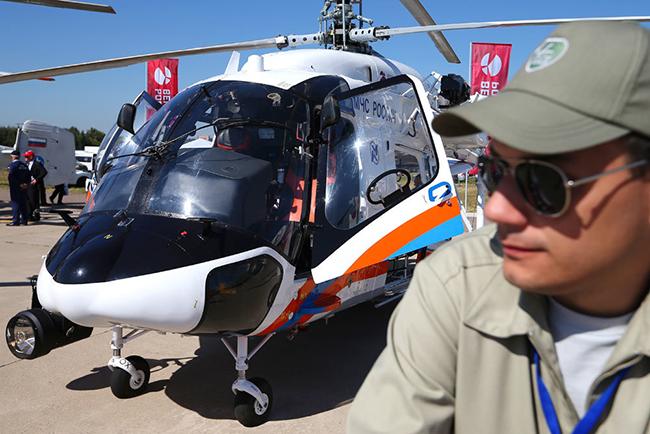 Российско-индийское сотрудничество: вертолет  Ка-226Т