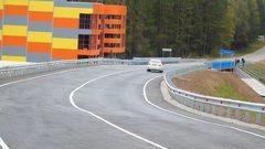 Мост через Скнигу в Заокском районе открыт!