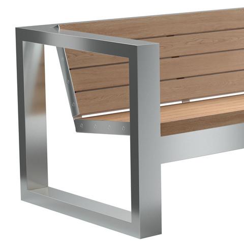 TRIF-MEBEL | новая разработка - антивандальная  мебель для города