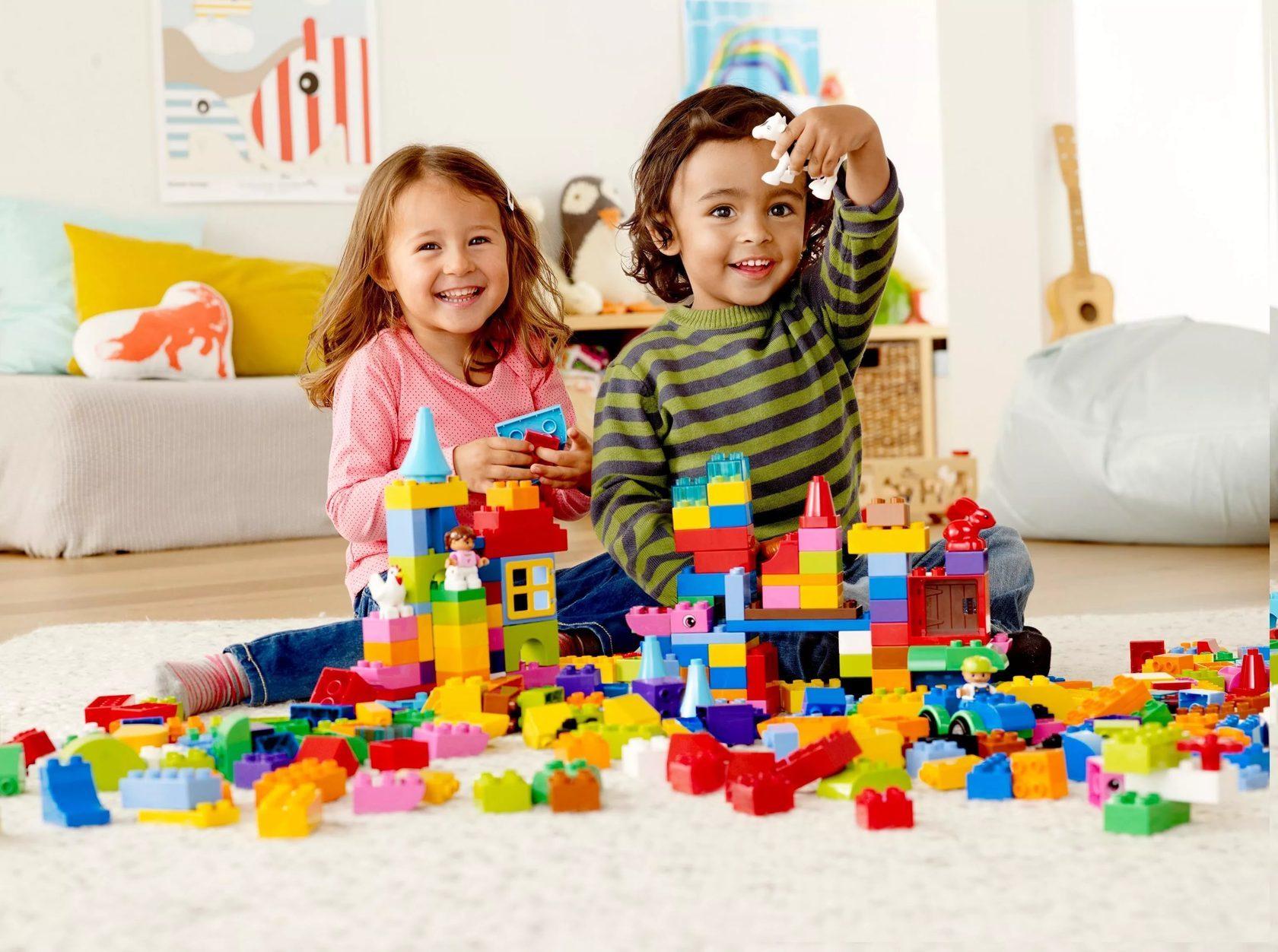 В чем польза конструкторов Лего?