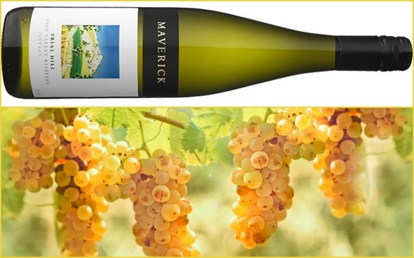 Вино недели с 23 апреля - Maverck Trial Hill Eden Valley Riesling