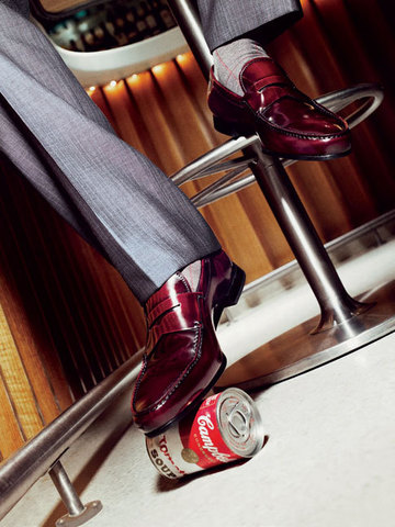 Мужчины и носки. 7 правил этикета.