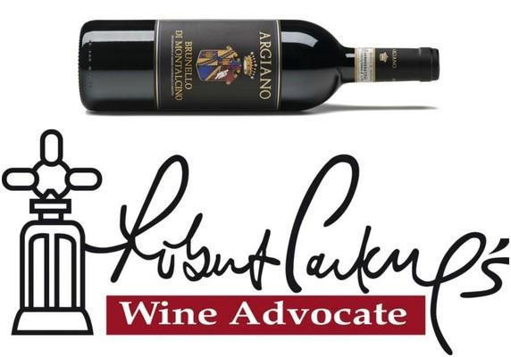 Вина Argiano вновь получили высокие оценки от Wine Advocate