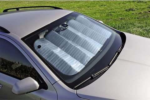 Солнцезащитный экран для автомобиля на лобовое стекло.