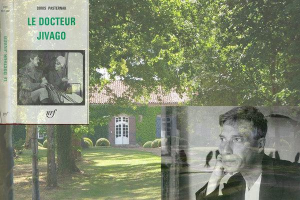 Доктор Живаго, Chateau de Lacquy, судьбы скрещенья.