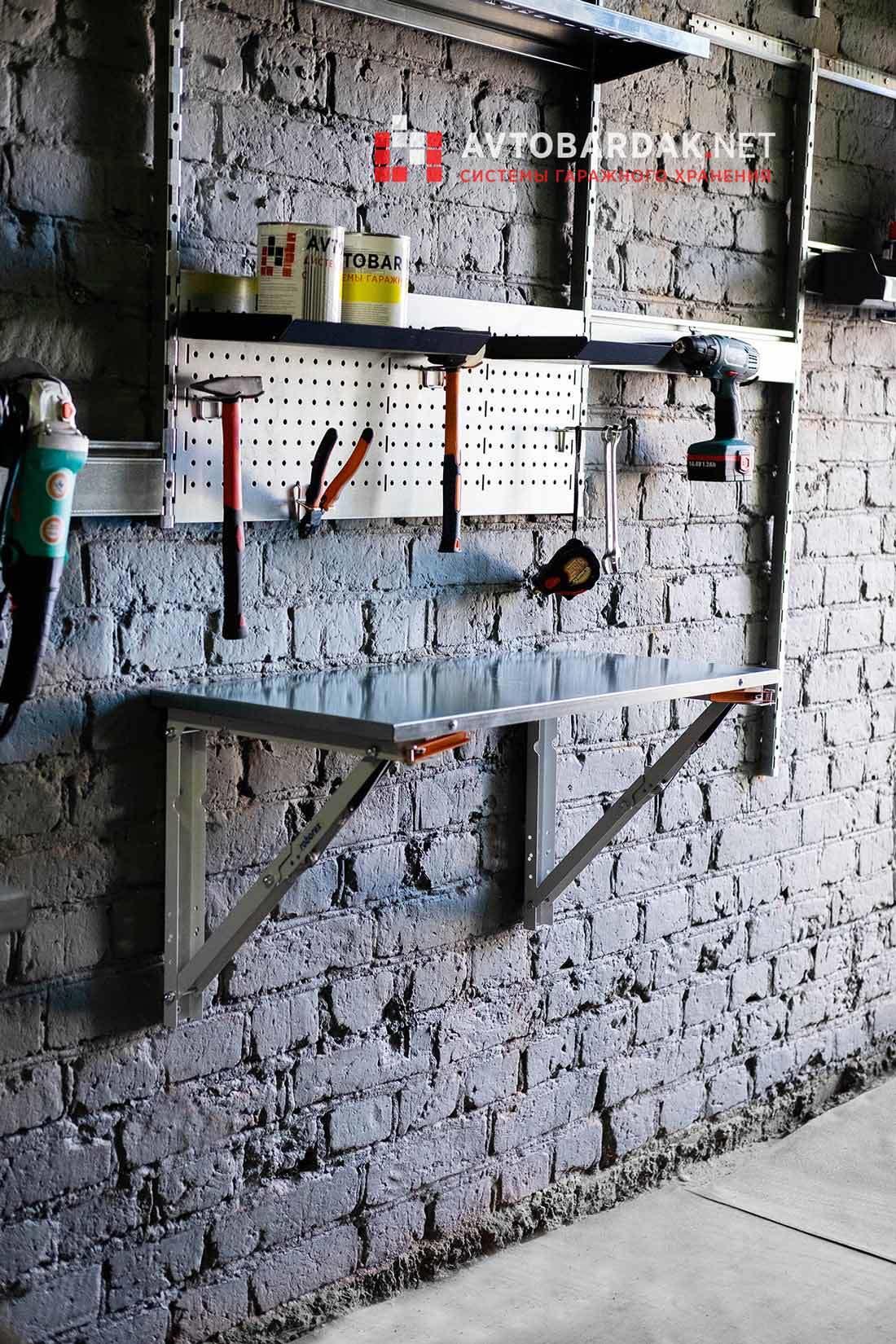 Механизмы и столешницы откидных столов