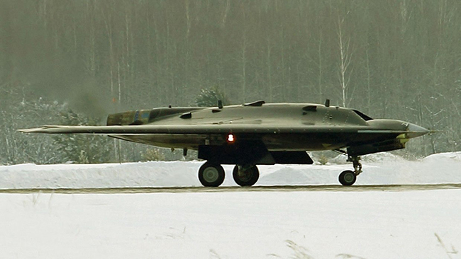 Модификация ударного БЛР «Охотник»