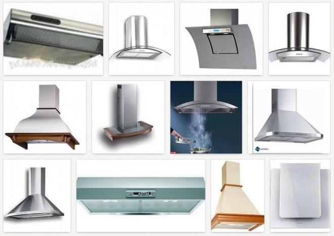 Вытяжка на кухню: механизм действия, разновидности, фильтры и производительность