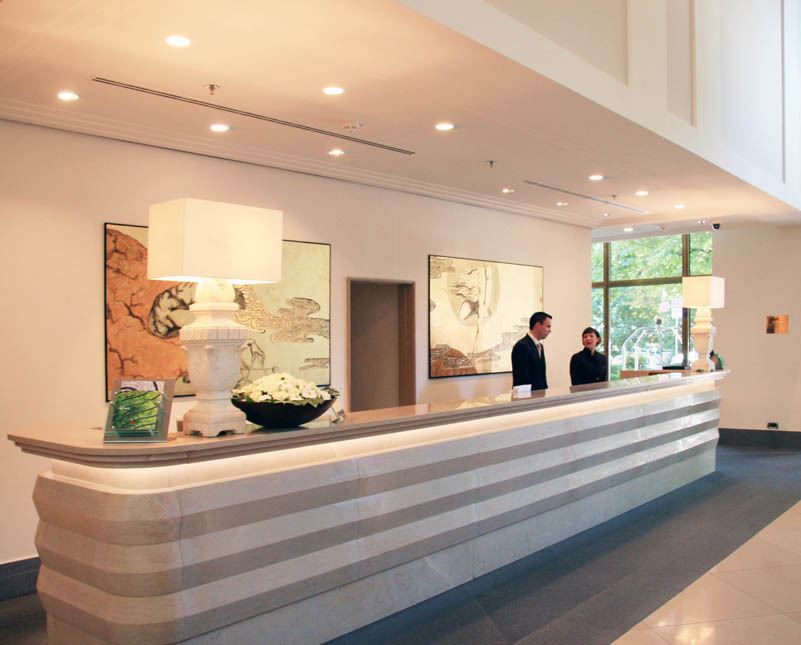 Вентиляция гостиниц и отелей: особенности системы