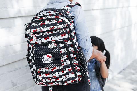 Старт продаж коллекции Ju-Ju-Be x Hello Kitty Dots and Stripes