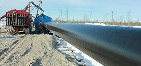 Варьеганнефть готовится к наращиванию объема добычи газа на Тагринском месторождении. Идет строительство газопровода