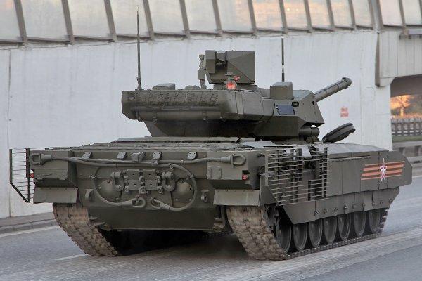 Непобедимая Армата  станет основой сухопутных войск России