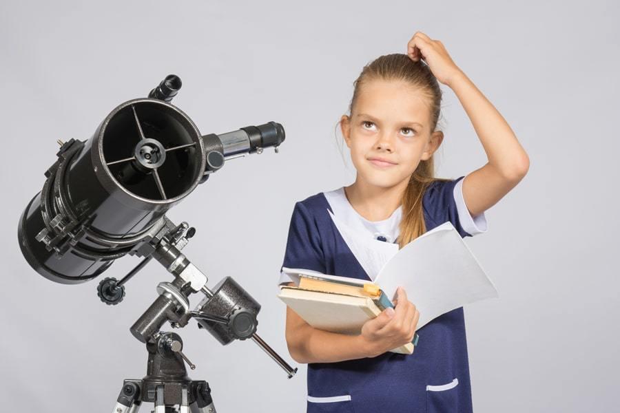 Как правильно выбирать телескоп