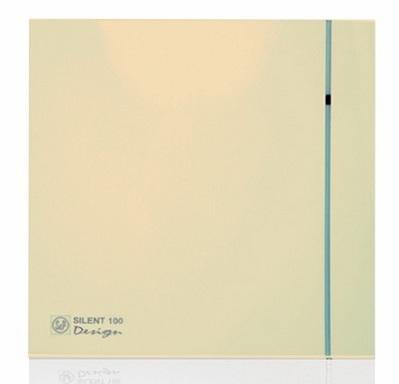 """Новый цвет """"слоновая кость"""" в малошумных вентиляторах S&P Silent-100 CZ Design"""