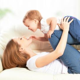 Правильно организуйте сон новорожденного
