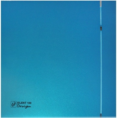 Новинка!!! Вентилятор SILENT-100 CZ DESIGN SKY BLUE