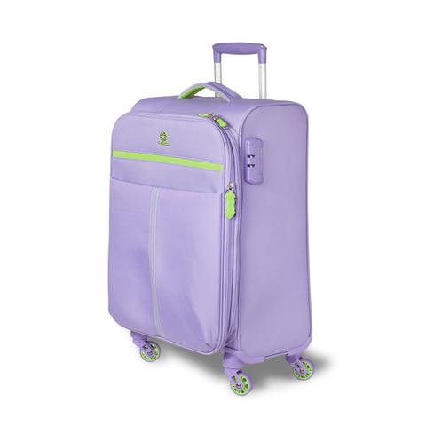 Лёгкие чемоданы на 4 колёсах
