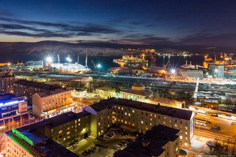 Открытие нового представителя по продаже пневмобаллонов BlackStone в Мурманске
