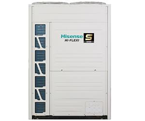 Hisense заинтересовала выставку в Атланте новой VRF-системой