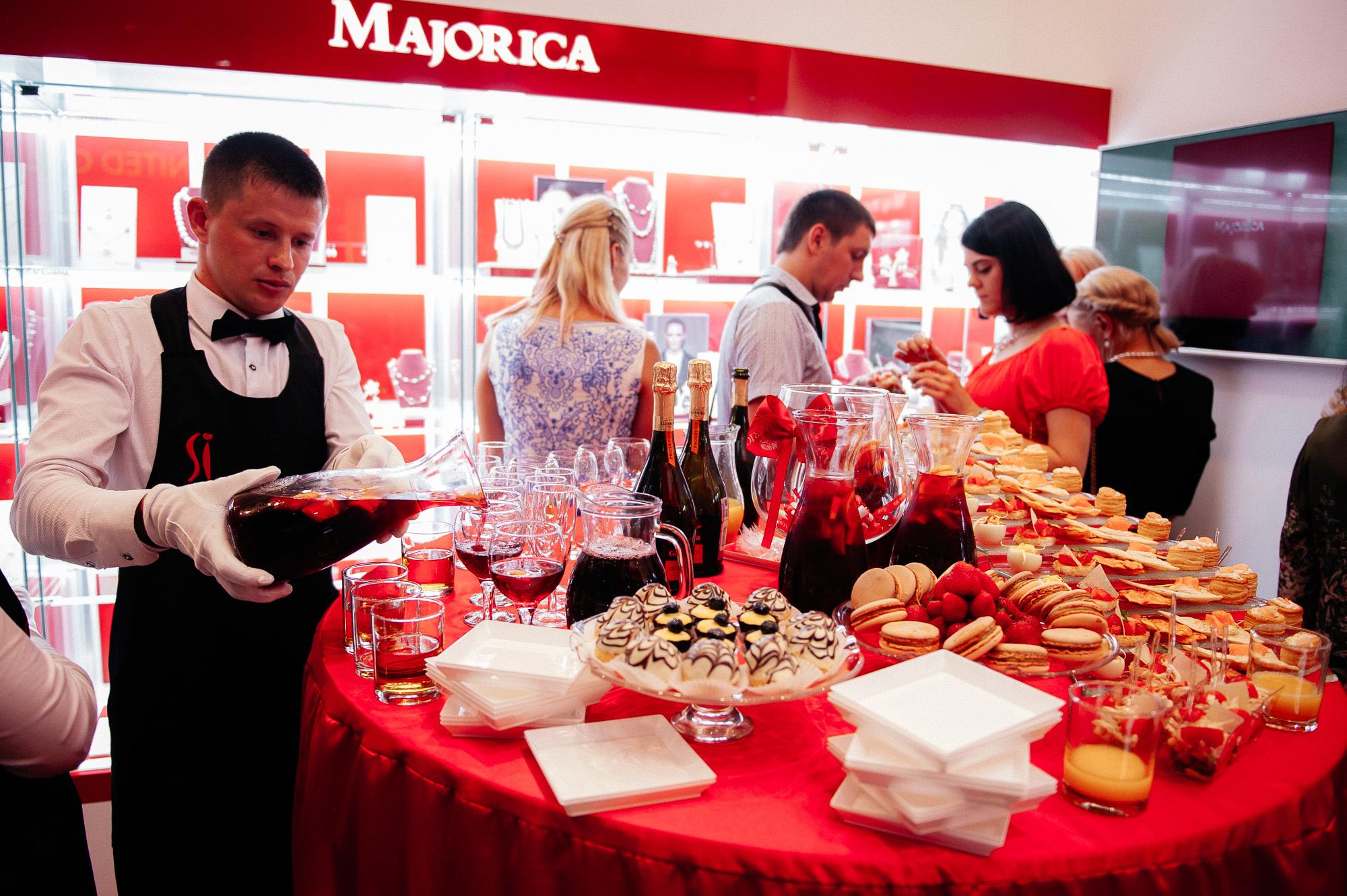 Закрытый клиентский день в бутике Majorica
