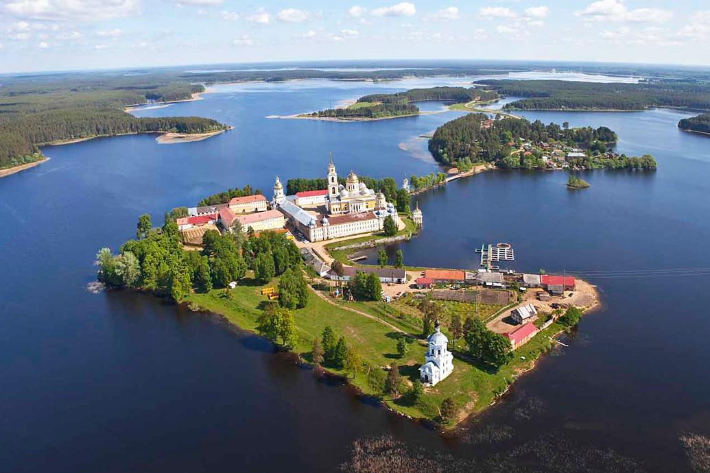 Удивительное место в средней полосе России, озеро Селигер