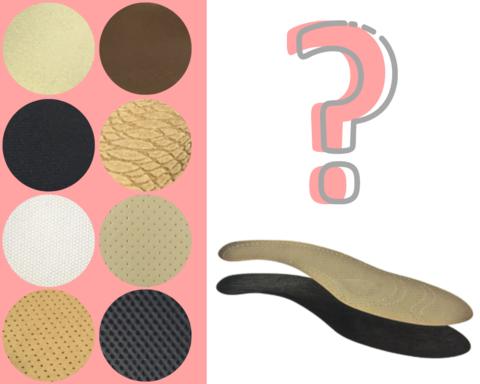 Важность покрытий орто-стелек: почему в одних - натуральная кожа, а в других - текстиль?