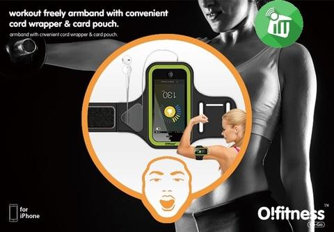 Обзор Ozaki O!fitness Go-Go Armband