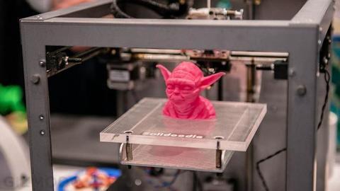 3d печать на 3д принтере