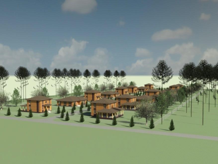 Преимущества комплексной застройки территории загородного поселка