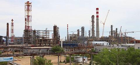 Удачный кватал. После модернизации Атырауский НПЗ наращивает объемы переработки нефти
