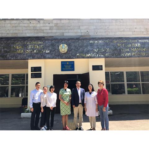 Проведен тренинг на тему: «Обучение методике ПЦР-диагностики туберкулеза с использованием оборудования и наборов для определения резистентности к антибиотикам производства «Xiamen Zeesan Biotech Co., Ltd», Китай»